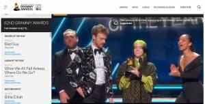 Billie Eilish dobila pet Grammyjev
