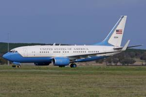 Boeing C 40B United States US Air Force USAF JP6790575
