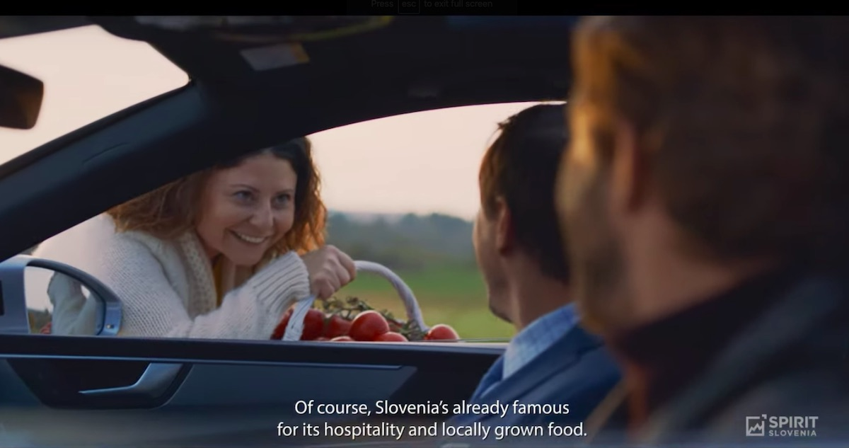 Spirit Slovenia Slovenia. Green. Creative. Smart. in brez zensk
