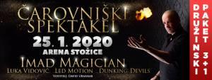 imad magician