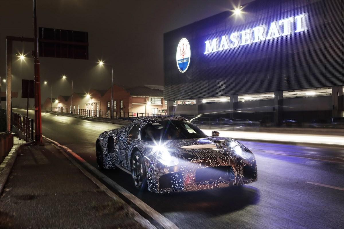 Maserati Supersportiva