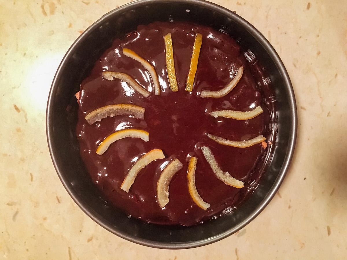 Recept za cokoladno torto brez moke 11