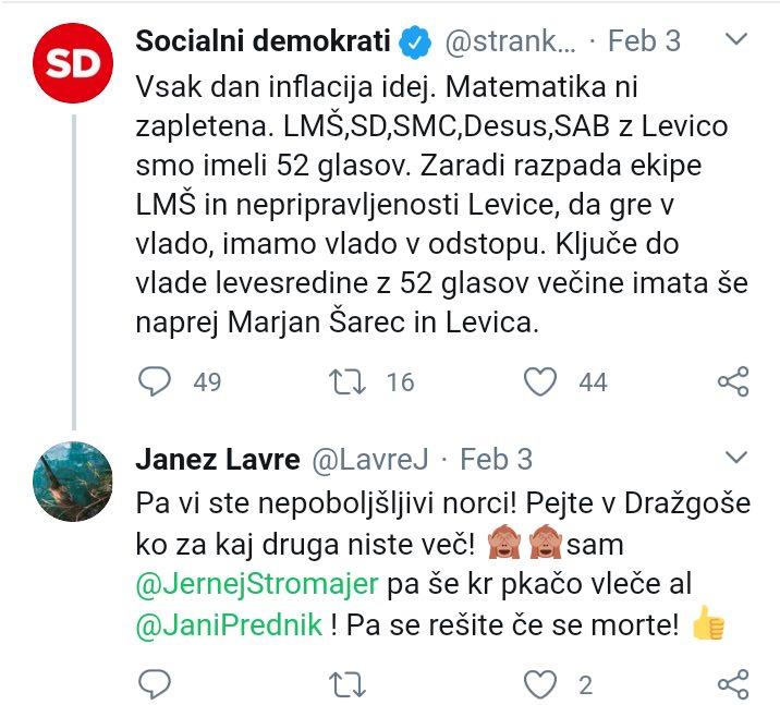 Janez Lavre je bil pod velikim psihičnim pritiskom 3