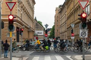 Protesti Ljubljana 15 maj 2