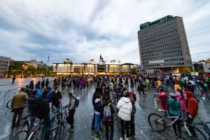 Protesti Ljubljana 15 maj 30