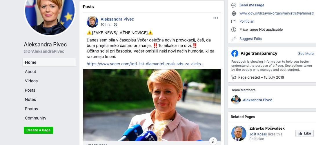 Aleksandra Pivec Toti List