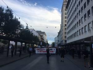Protesti v LJubljani 6