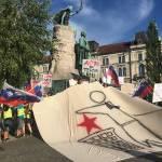 Rumeni jopici rumeni monitoring