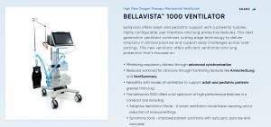 JAZMP prepovedal uporabo ventilatorje bellavista 1000