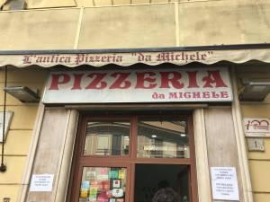 Najboljsa pizza na svetu L'Antica Pizzeria da Michele Neapelj had testira pizze ocena 501