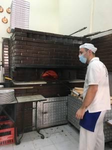 Najboljsa pizza na svetu L'Antica Pizzeria da Michele Neapelj had testira pizze ocena 505