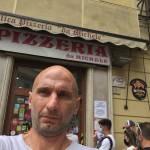 Najboljsa pizza na svetu L'Antica Pizzeria da Michele Neapelj had testira pizze ocena 509