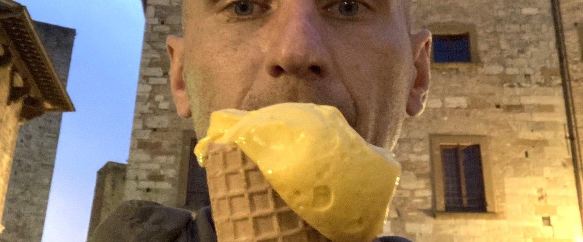 Najboljsi sladoled na svetu Gelateria Dondoli San Gimignano5