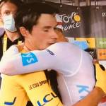 Tadej Pogacar Primoz Roglic Tour de France 2020