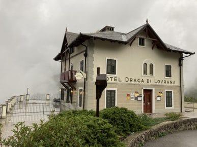 Draga di Lovrana chef Deni Srdoc restavracija z Michelinovo zvezdico nad Lovranom 1