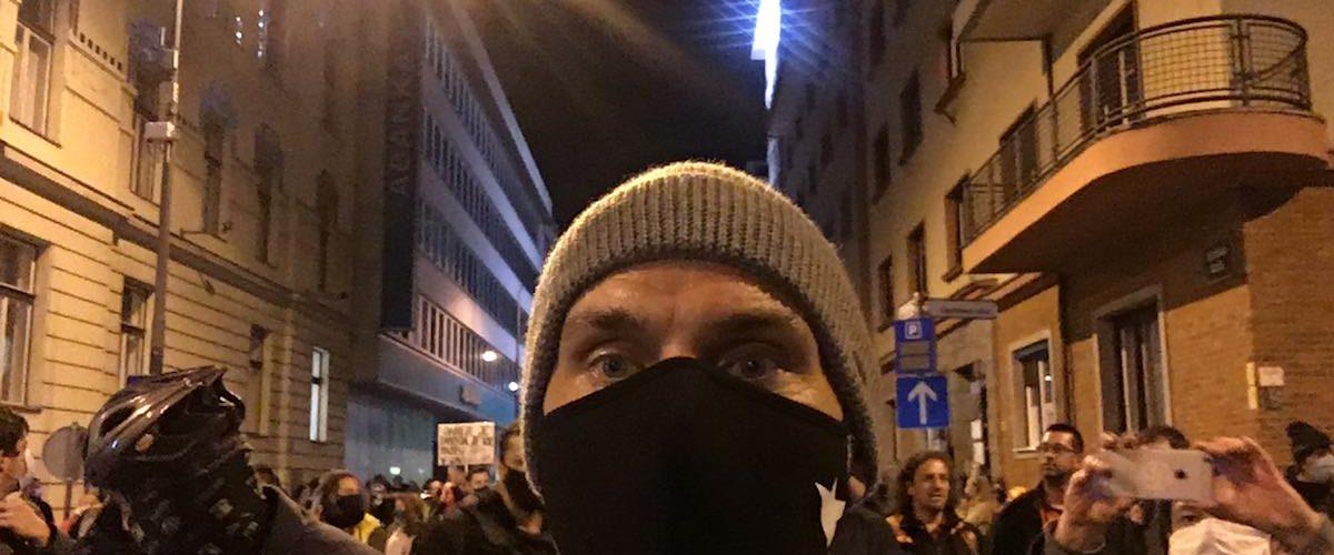 Policija protesti 3