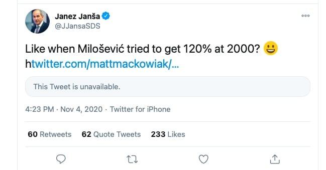 Jansa at