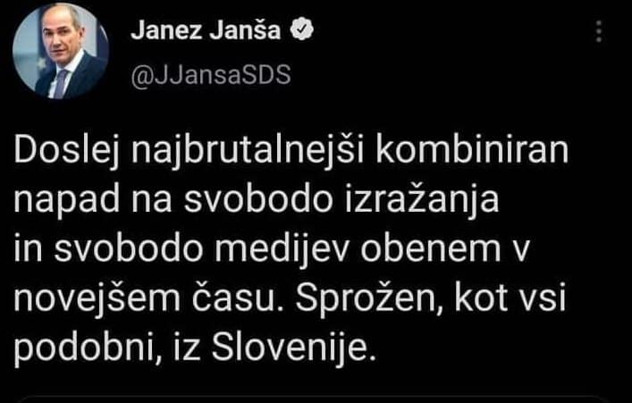 janez twitter