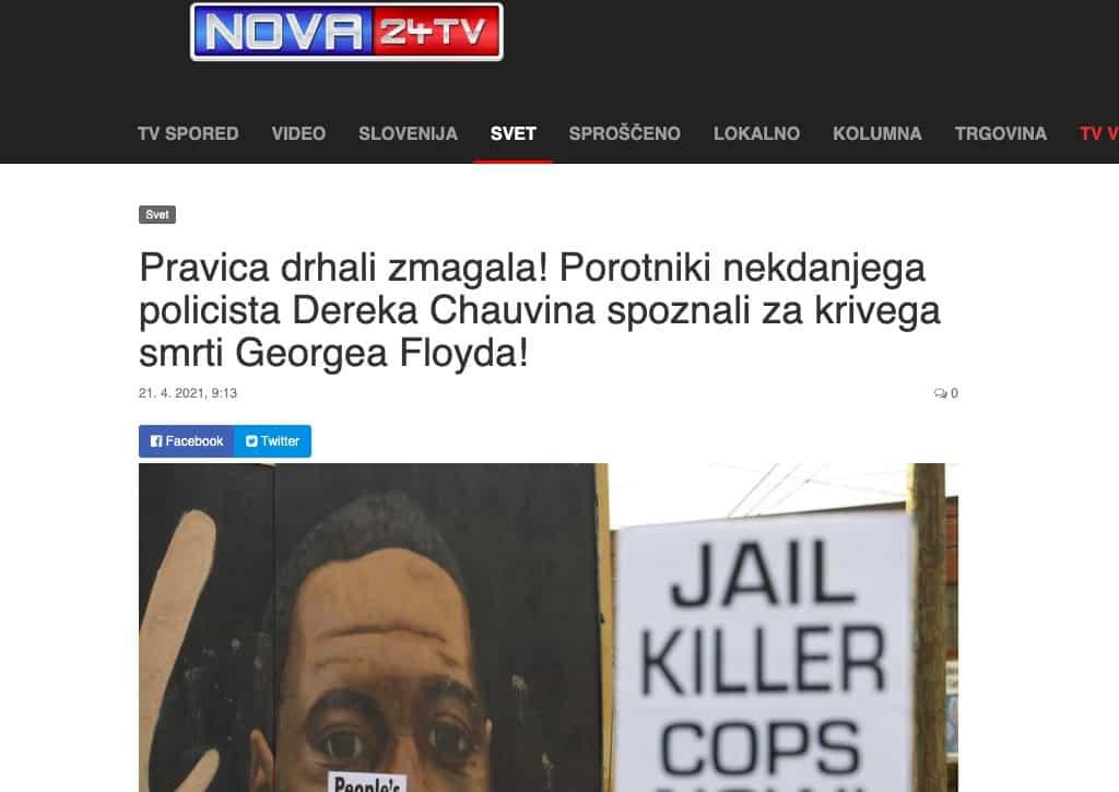 rasizem nova24 in demokracije