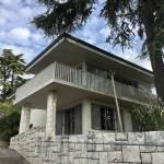 villa forgotten garden portoroz