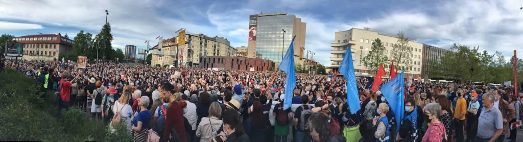 protesti 28 maj 2021 ljubljana 9