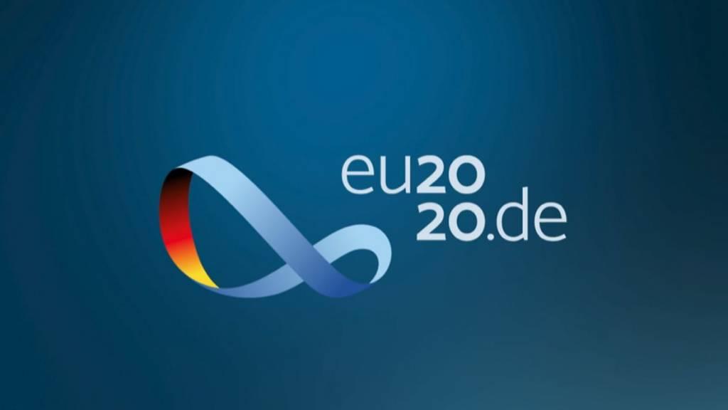 logotip predsedovanja nemcije