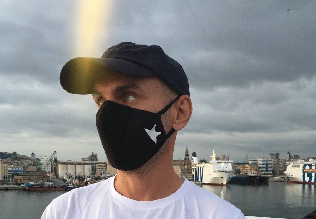 maske v italiji