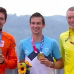primoz roglic olimpijski zmagovalec