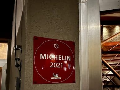 Restavracija Dam Michelinova zvezdica 4