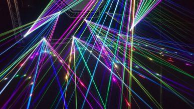 laser helikopter