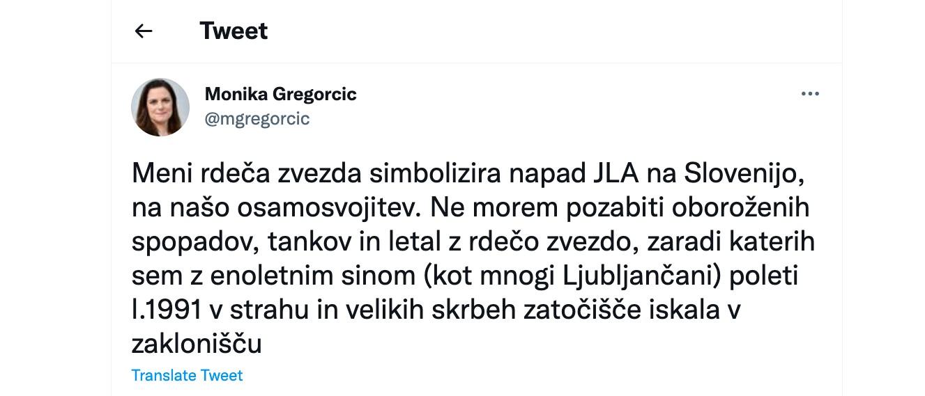 monika gregorcic